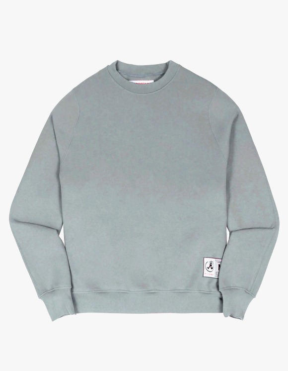 Richardson Engineered Crew - Blue Grey | HEIGHTS. | International Store