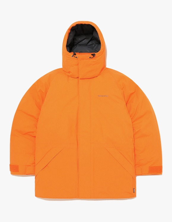 thisisneverthat Explorer Down Parka - Orange | HEIGHTS. | International Store