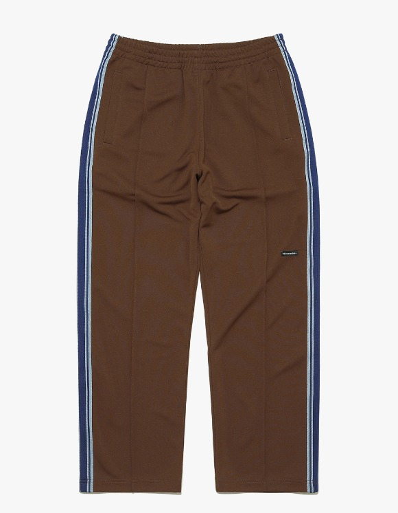 thisisneverthat Track Pant - Brown | HEIGHTS. | International Store