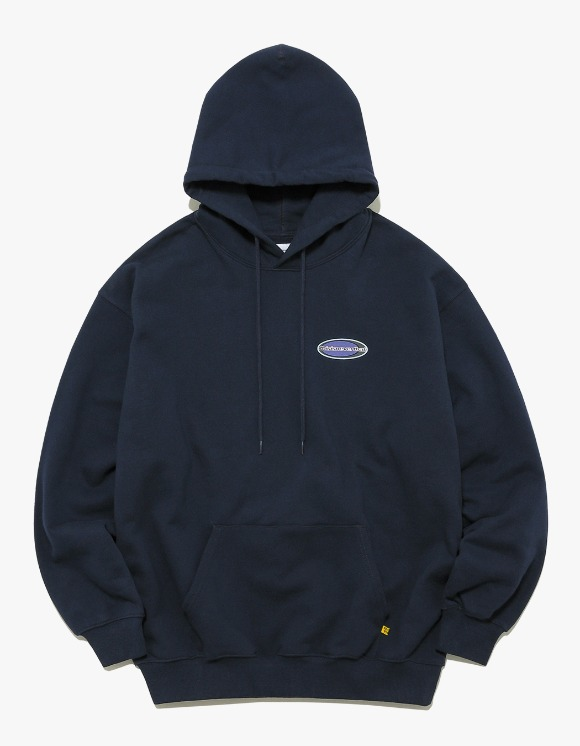 thisisneverthat NEW SPORT Hooded Sweatshirt - Navy | HEIGHTS. | International Store