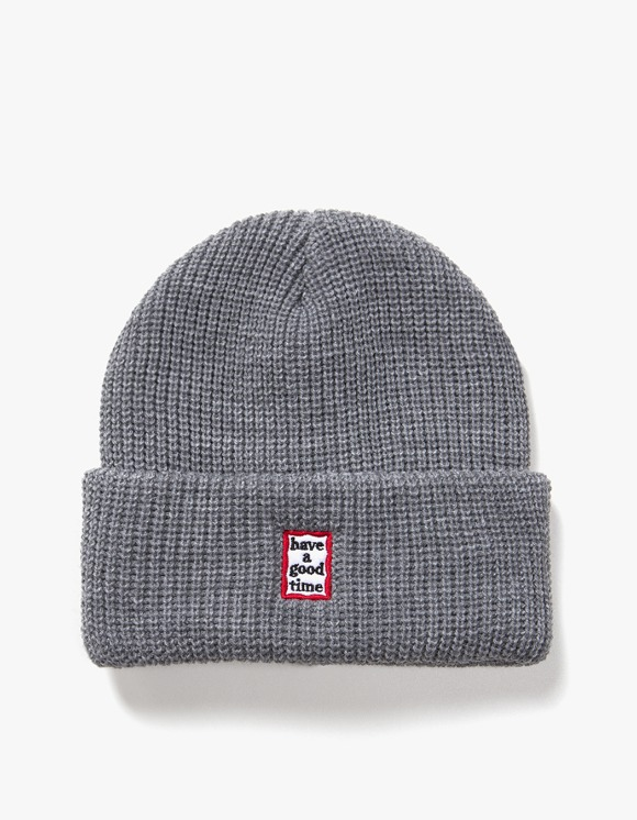have a good time Mini Mini Frame Beanie - Grey | HEIGHTS. | International Store