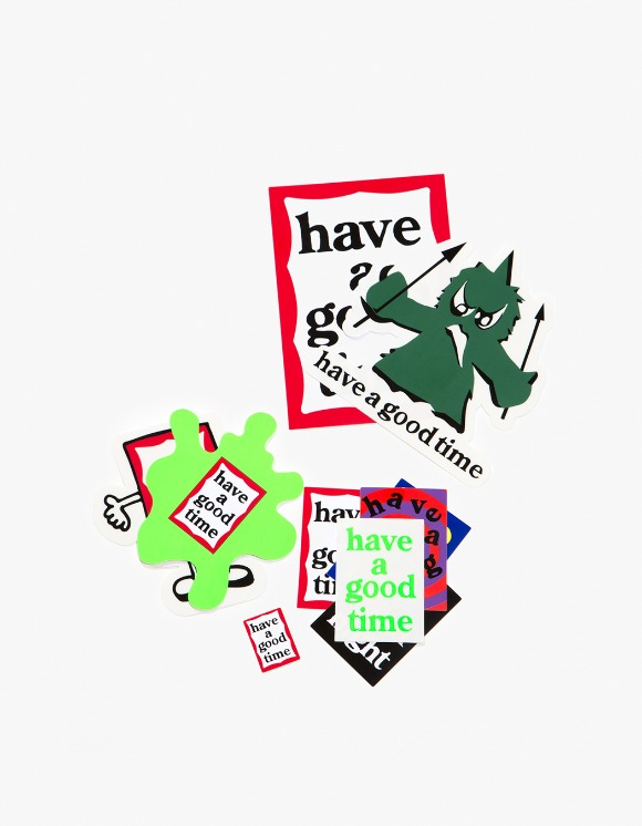 have a good time Sticker Pack | HEIGHTS. | International Store