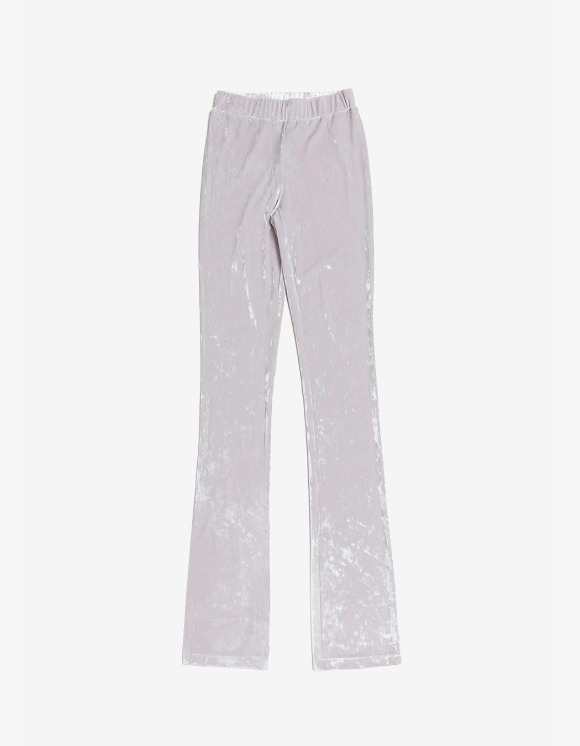 s/e/o Velvet Leggings - Lavender Grey | HEIGHTS. | International Store