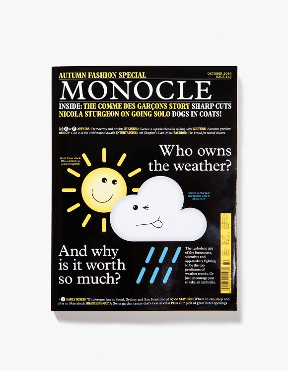 Monocle Monocle Magazine - Issue 127 | HEIGHTS. | International Store