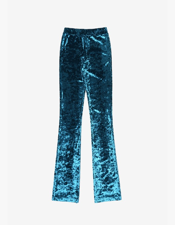 s/e/o Velvet Leggings - Teal Green | HEIGHTS. | International Store