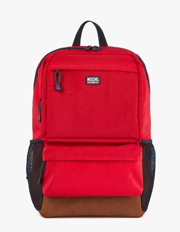 MISCHIEF Basic Backpack - Red | HEIGHTS. | International Store
