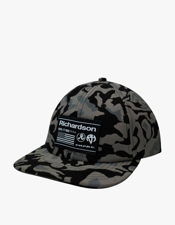 Richardson Richardson Camo Cap | HEIGHTS. | International Store