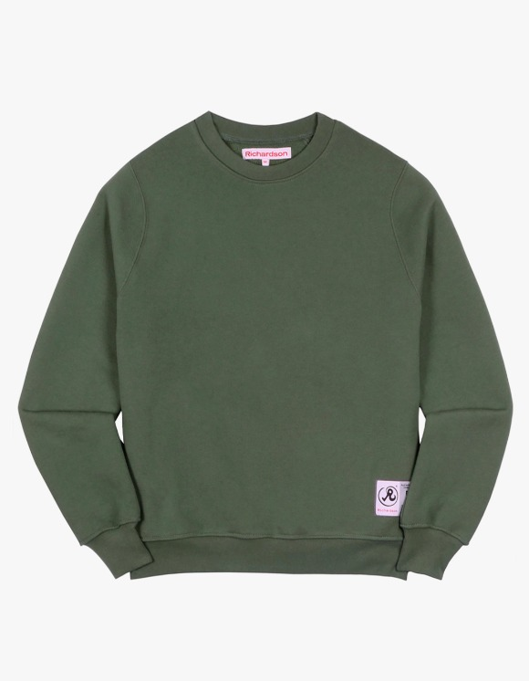 Richardson Engineered Crew - Green | HEIGHTS. | International Store