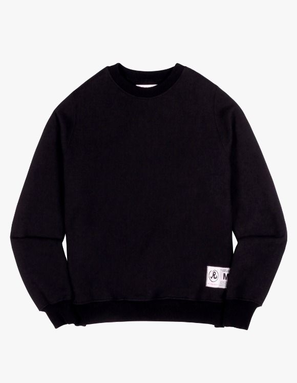 Richardson Engineered Crew - Black | HEIGHTS. | International Store