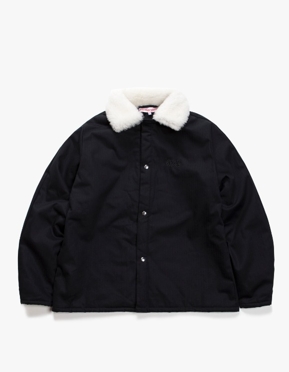 Richardson Sherpa Welder's Jacket - Black | HEIGHTS. | International Store