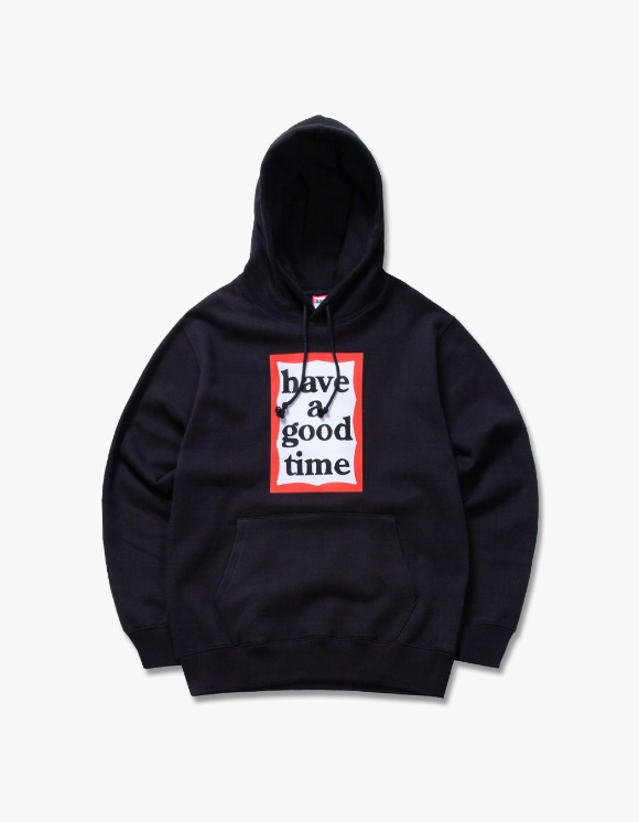 have a good time Frame Pullover Hoodie - Black | HEIGHTS. | International Store