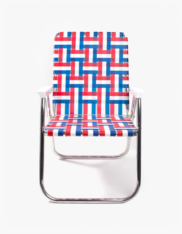 Lawn Chair Deluxe Chair - Old Glory | HEIGHTS. | International Store