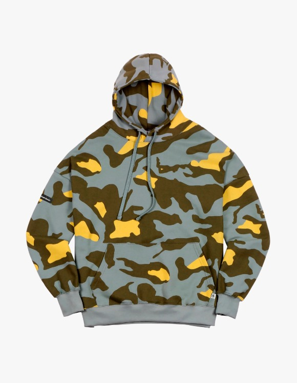 Richardson Camo Hoodie | HEIGHTS. | International Store