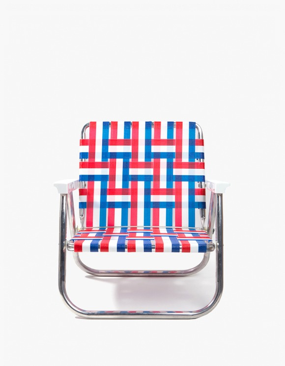 Lawn Chair Beach Chair - Old Glory | HEIGHTS. | International Store
