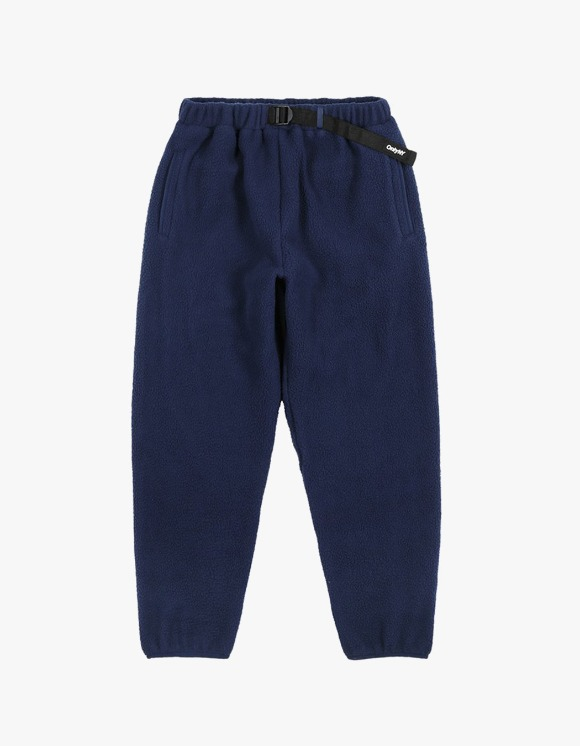 Only NY Fleece Pants - Navy | HEIGHTS. | International Store