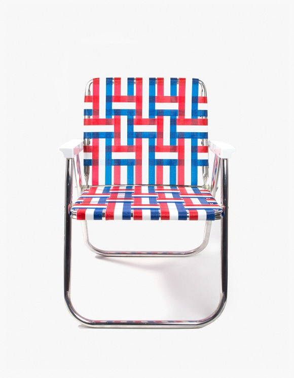 Lawn Chair Picnic Chair - Old Glory | HEIGHTS. | International Store