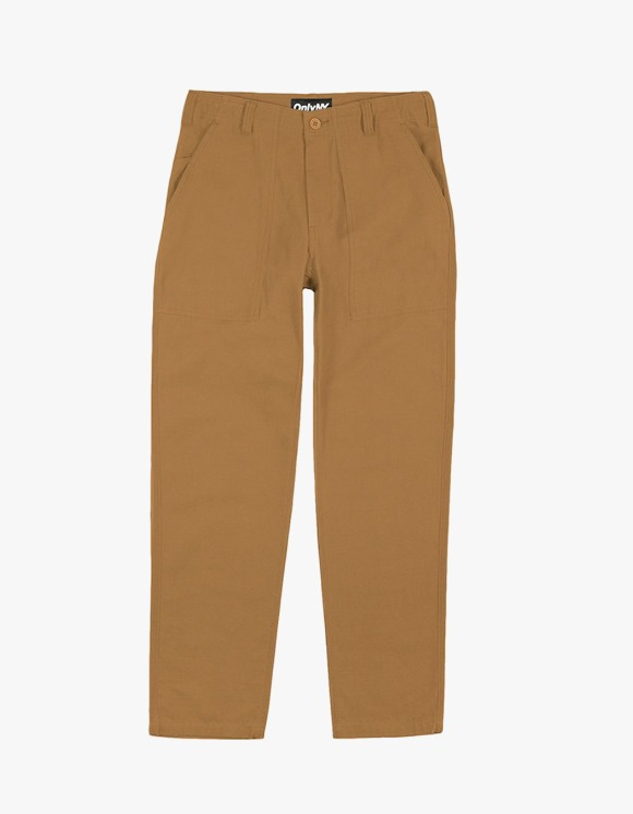 Only NY Canvas Fatigue Pants - Camel | HEIGHTS. | International Store