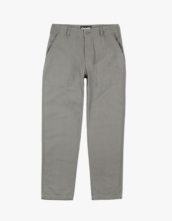 Only NY Canvas Fatigue Pants - Olive | HEIGHTS. | International Store