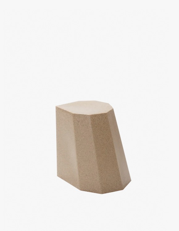 Arnold Circus Stool Arnold Circus Stool - Sand Stone | HEIGHTS. | International Store