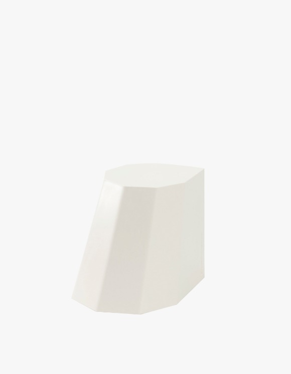 Arnold Circus Stool Arnold Circus Stool - White Ivory | HEIGHTS. | International Store