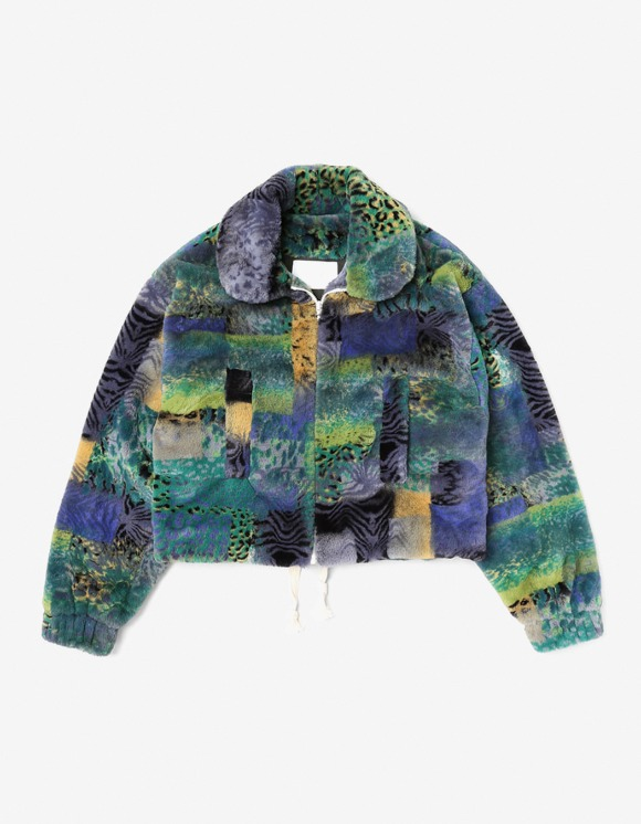 s/e/o Multi Fur Jacket | HEIGHTS. | International Store
