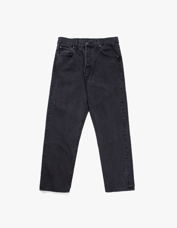 Stussy Big OL' Jean - Black Washed | HEIGHTS. | International Store