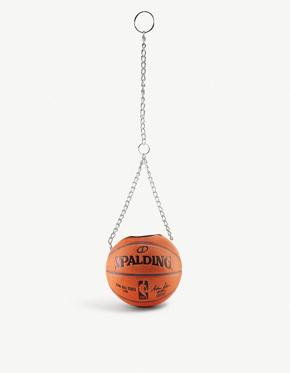 Bodega Rose Spalding Basketball Planter | HEIGHTS. | International Store