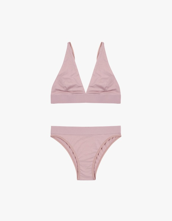Dohyo Wide Banded Set - Pink | HEIGHTS. | International Store