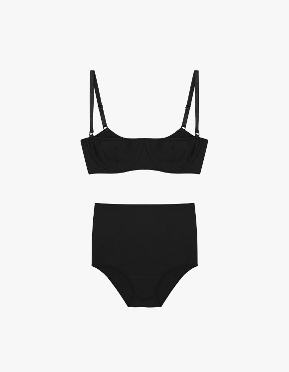 Dohyo Minimal Half Cup Set - Black | HEIGHTS. | International Store