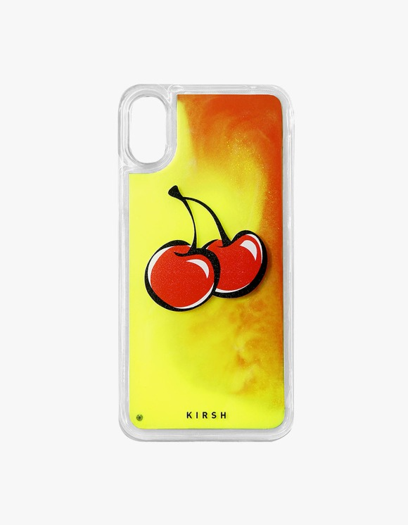 KIRSH Big Cherry Gradation Water IPhone Case JS - Orange | HEIGHTS. | International Store
