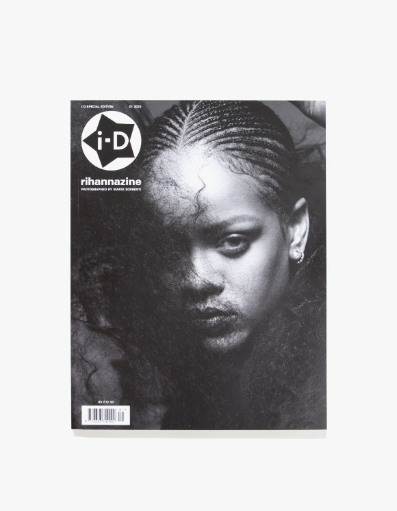 i-D MAGAZINE i-D Magazine Special Edition - Rihannazine | HEIGHTS. | International Store