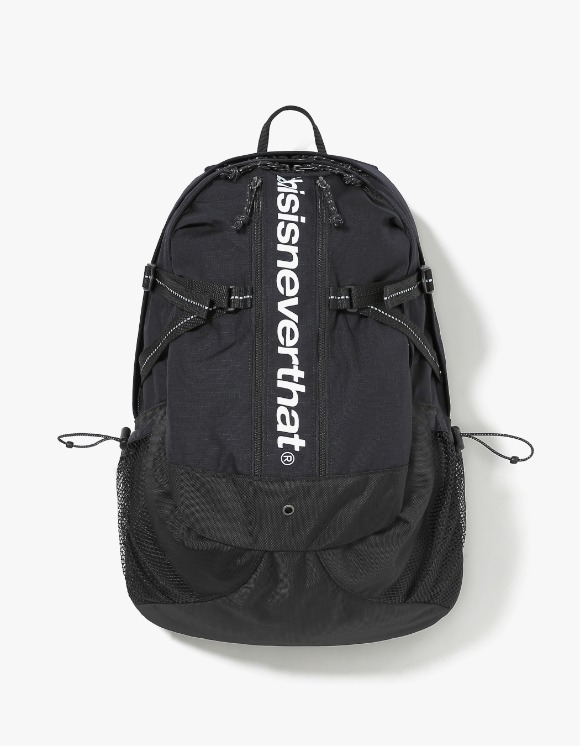 thisisneverthat CORDURA® 330D Nylon SP Backpack - Black | HEIGHTS. | International Store