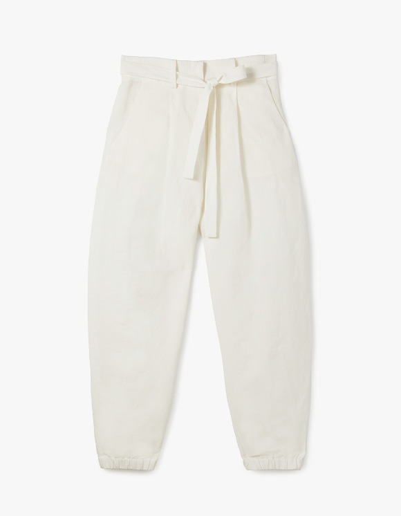 s/e/o CL POT Pants - White | HEIGHTS. | International Store