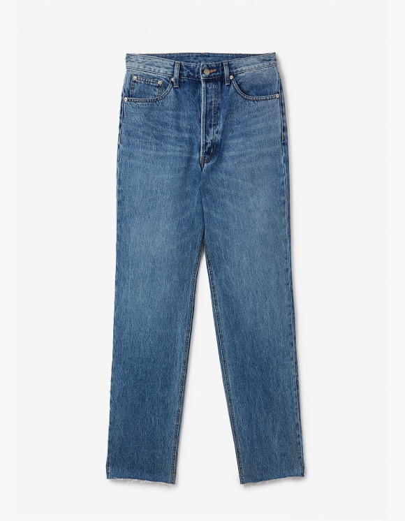 s/e/o Mid Blue Denim Pants | HEIGHTS. | International Store