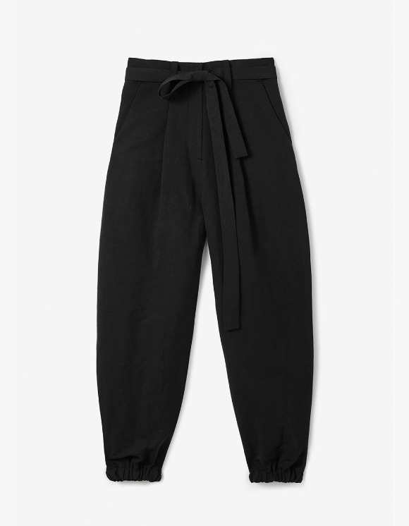 s/e/o CL POT Pants - Black | HEIGHTS. | International Store