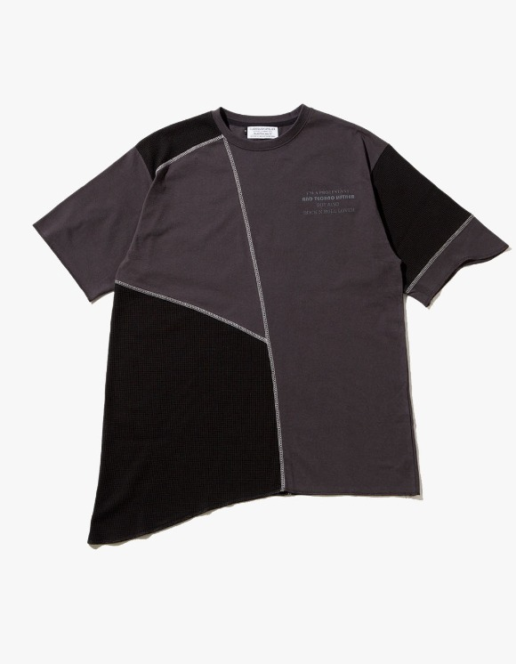 JOEGUSH U/Mixed T-shirts - Black | HEIGHTS. | International Store