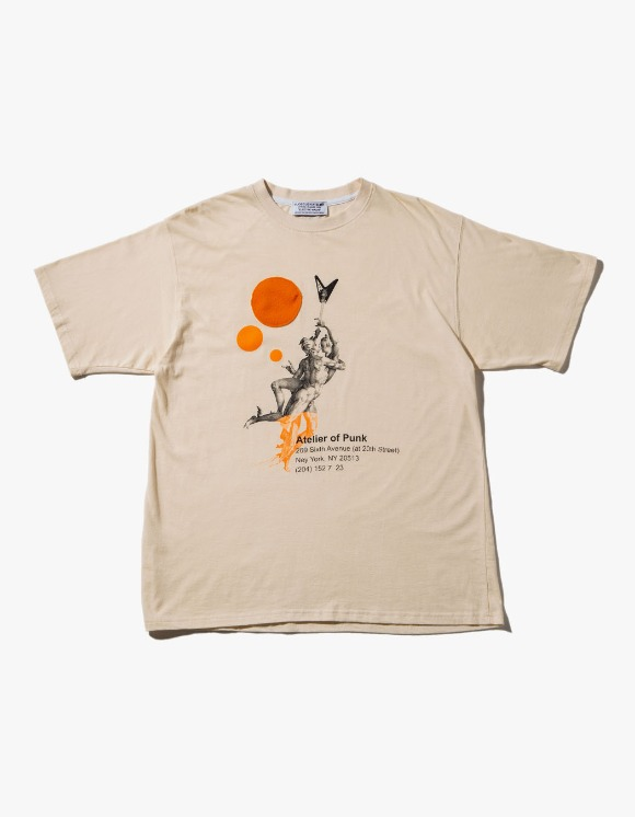JOEGUSH A.O.P Patched T-shirts | HEIGHTS. | International Store