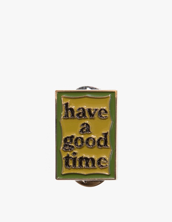 have a good time Military Frame Pin | HEIGHTS. | International Store