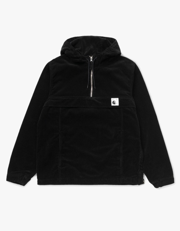 Pop Trading Company Pop x Carhartt WIP Nimbus Pullover - Black | HEIGHTS. | International Store