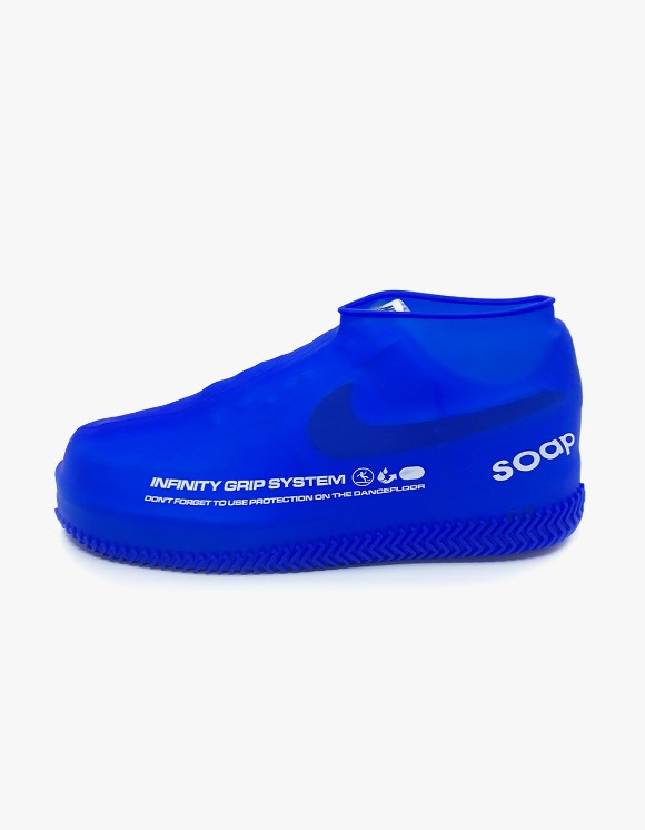 Soap Club Shoe Cover - Blue | HEIGHTS. | International Store