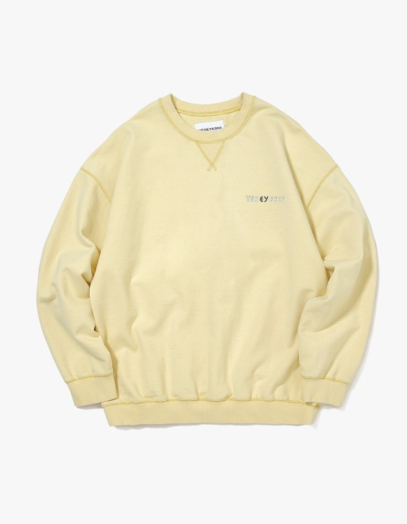 yeseyesee Juwonman Sweatshirts - Yellow | HEIGHTS. | International Store