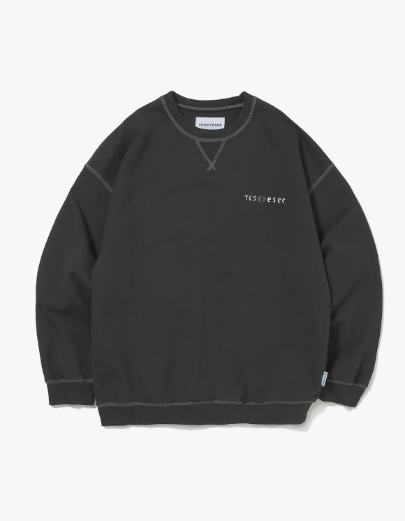 yeseyesee Juwonman Sweatshirts - Black | HEIGHTS. | International Store