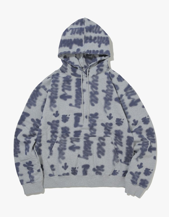 yeseyesee Doodled Hoodie - Gray | HEIGHTS. | International Store