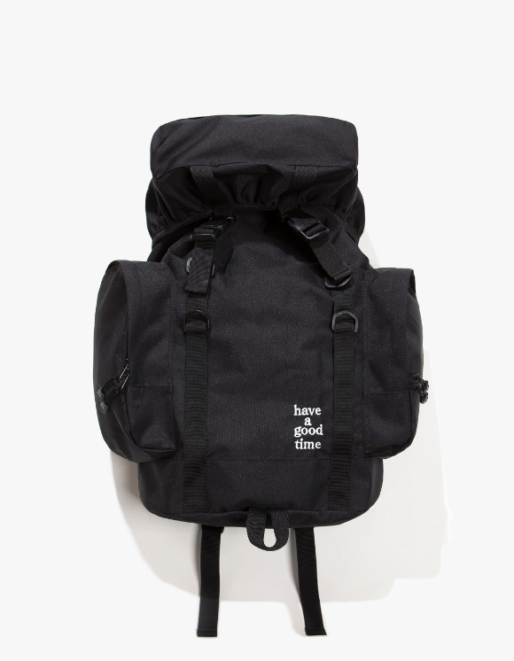 have a good time Tactical Backpack - Black | HEIGHTS. | International Store