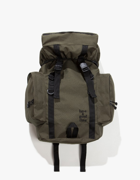 have a good time Tactical Backpack - Military Green | HEIGHTS. | International Store