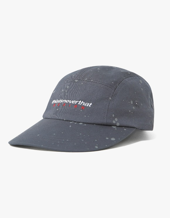 thisisneverthat DSN-Logo Camp Cap - Charcoal | HEIGHTS. | International Store