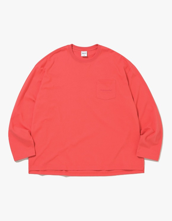 thisisneverthat L-Logo L/SL Top - Coral | HEIGHTS. | International Store