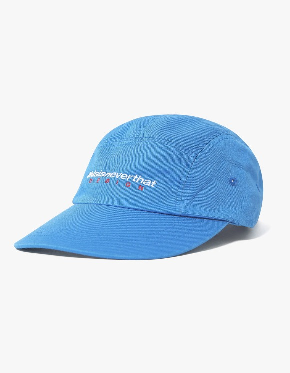 thisisneverthat DSN-Logo Camp Cap - Blue | HEIGHTS. | International Store