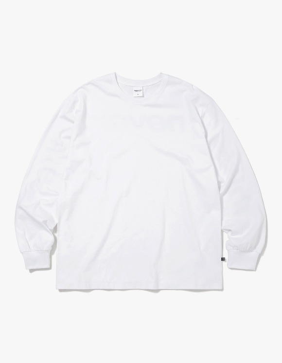 thisisneverthat SP-3 L/SL Top - White | HEIGHTS. | International Store