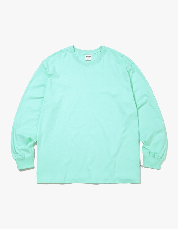 thisisneverthat SP-3 L/SL Top - Mint | HEIGHTS. | International Store